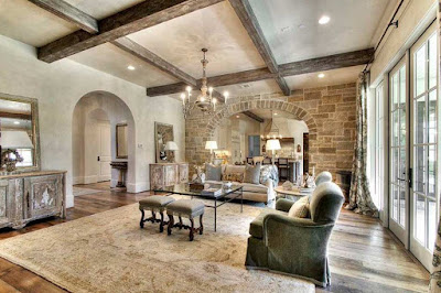 decorative ceiling beams ideas, adding beams to ceiling, living room ceiling beams
