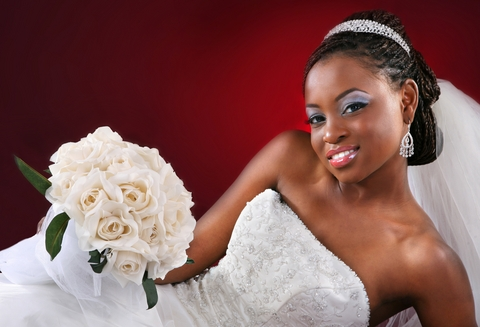 African Bride Provides About 41