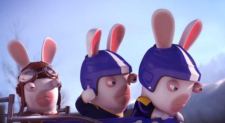 跟著兔子一起瘋狂吧!VR 虛擬實境進軍主題樂園