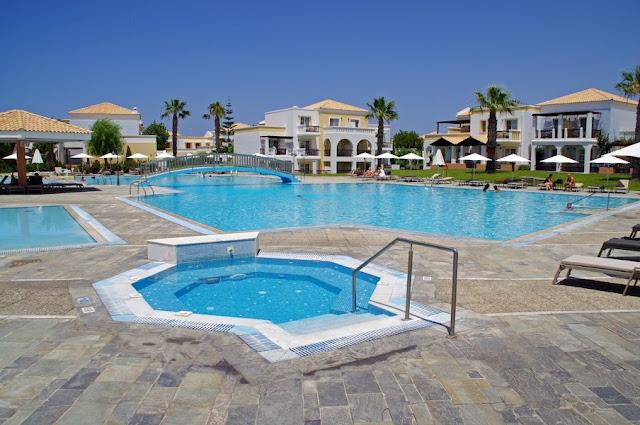 Neptune Hotel and Resort Kos Greek Islands Swimming Pool