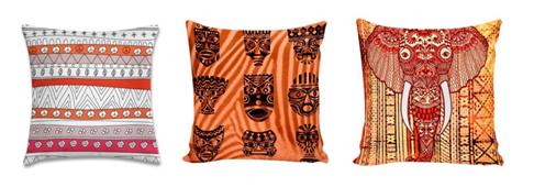 decoração africana