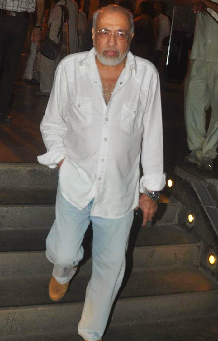 J P Dutta, Pics from Condolence Meeting of Late Filmmaker Ravi Chopra
