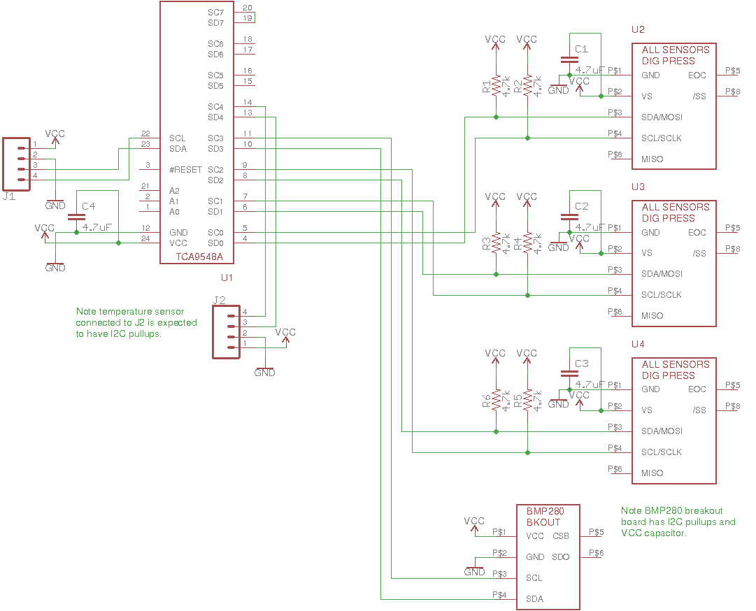 Sensor Board Schematics Eagle Working On A This Is My First Foray Into The Results Of Todays Hacking