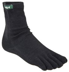 af48c5a0f1a7 Anyone that is plagued with blisters on their toes while hiking will  appreciate Injinji Socks. Because Injinji Socks have individual toes the  skin on skin ...