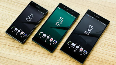 Sony y sus smartphones Xperia