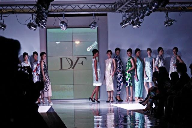Plaza Indonesia Fashion Week 2012: Diane Von Furstenberg SS2012