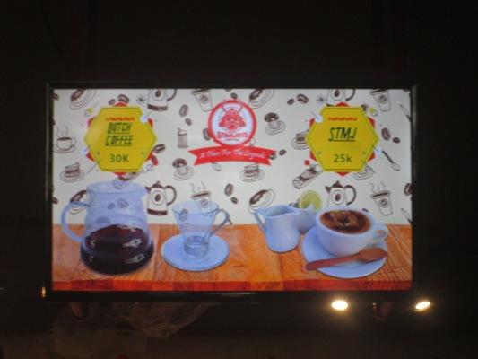The Iron Samurai Coffee