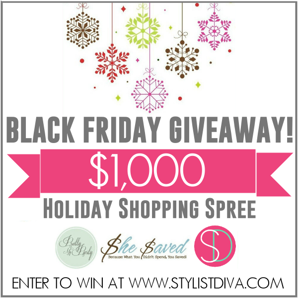 black friday holiday giveaway contest sweepstakes free