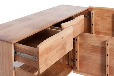 moderní nábytek Reaction, interiérový nábytek, dřevěný nábytek