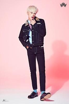 VAV mengawali debut dengan mengeluarkan album mini pertama bertajuk  Profil, Fakta VAV