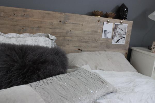 Un dormitorio reciclado 100%