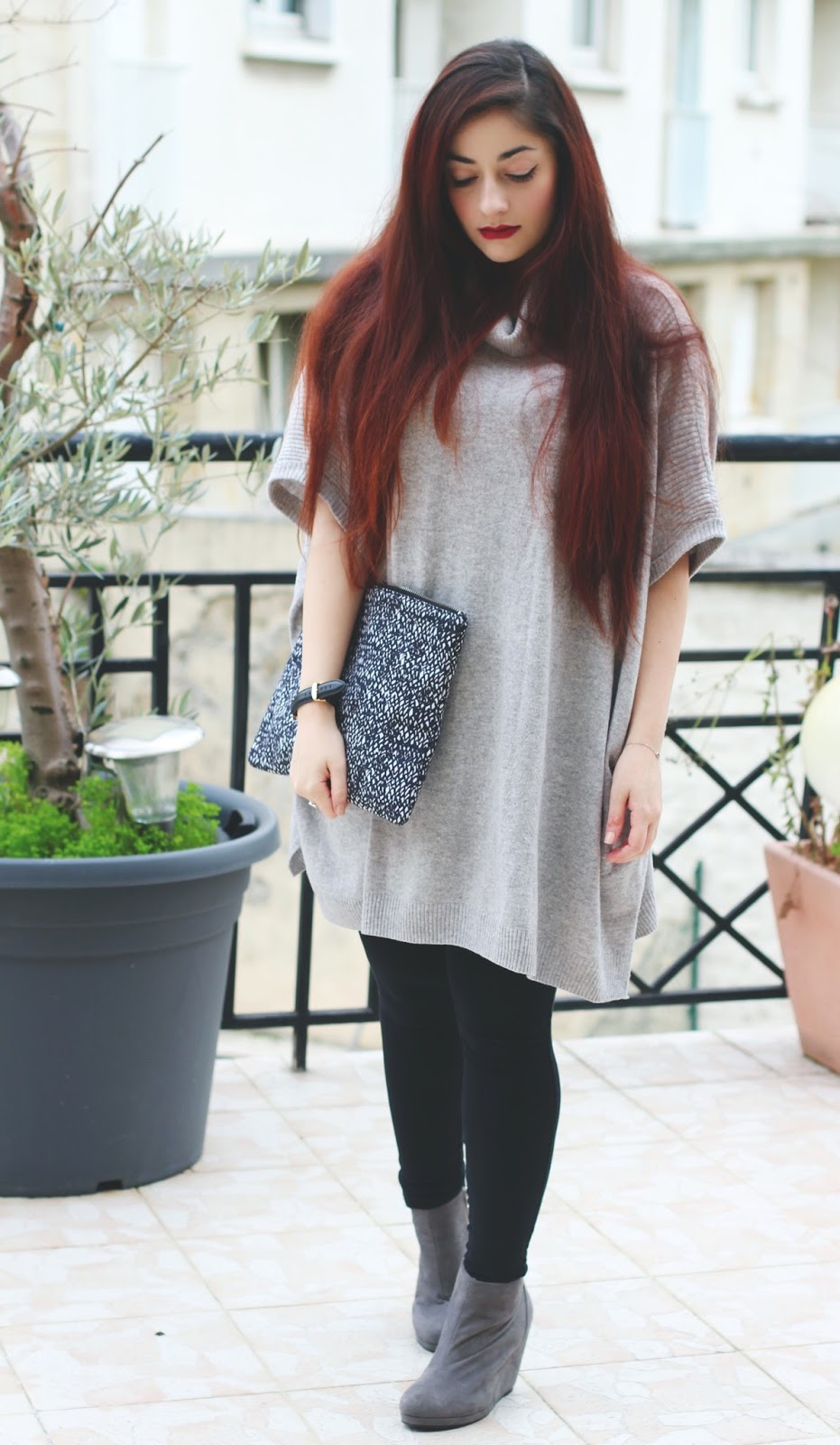 lookbook hiver blog mode