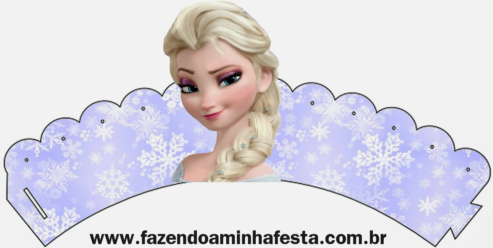 Image result for ideas for disney frozen cake and cupcake toppers