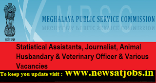 mpsc-Statistical-Assistants-Vacancy