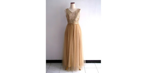 BIKIN DRESS BROKAT