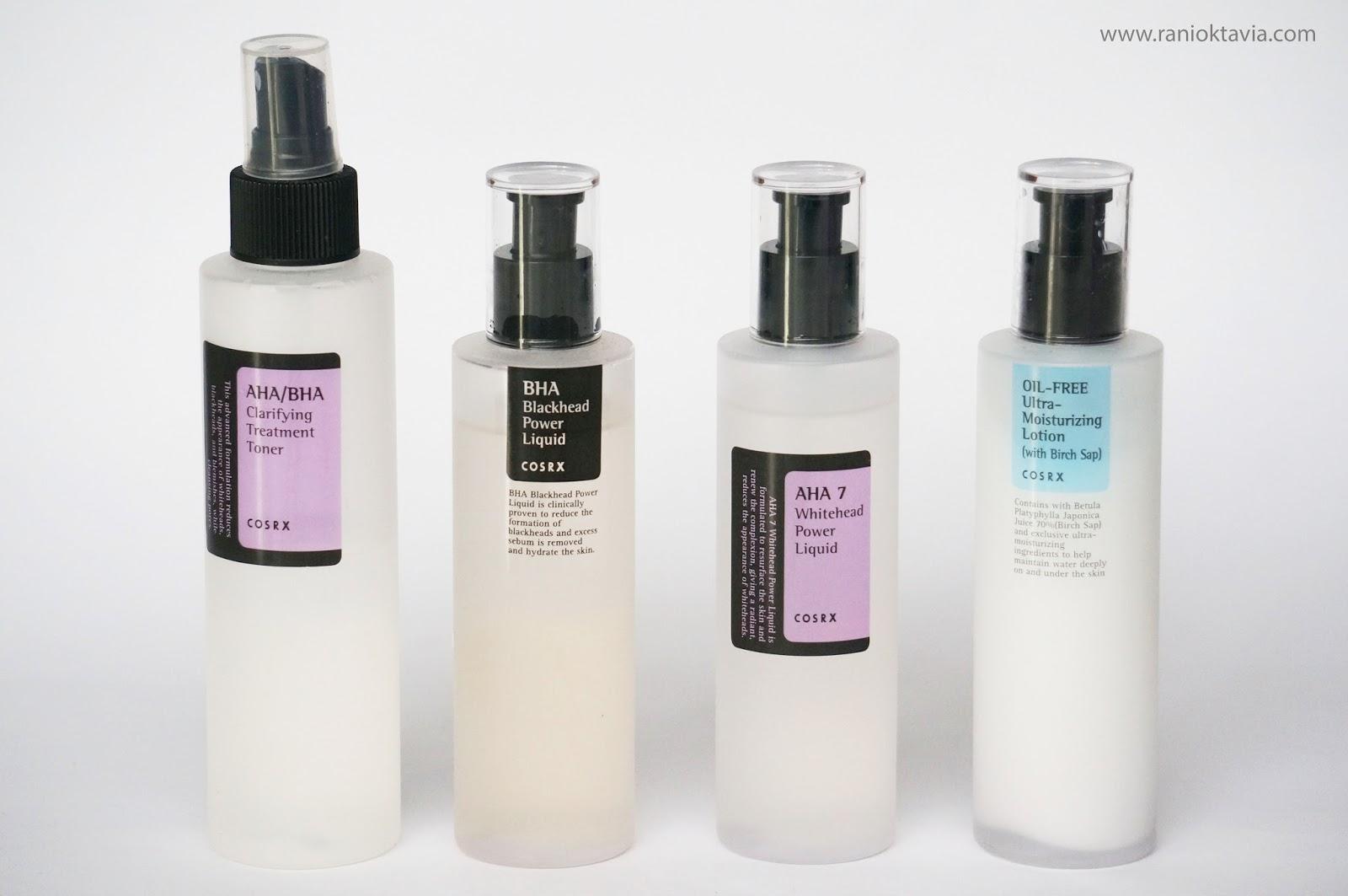 Skincare Review Rekomendasi Cosrx Untuk Kulit Berminyak