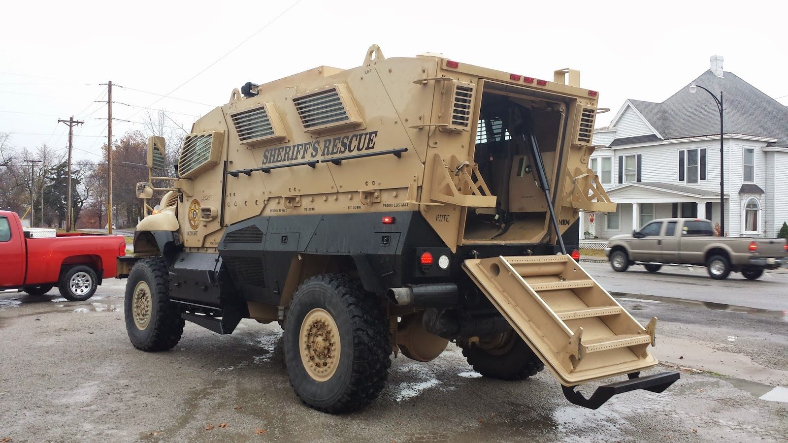 Mid America Live: Bates County Sheriff's Department Press ...