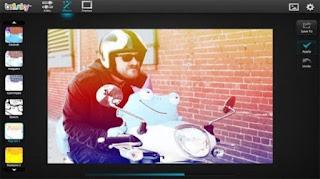 aplikasi edit foto lucu android
