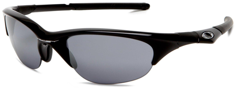 Oakley Men S Half Jacket Iridium Sunglasses Make Your