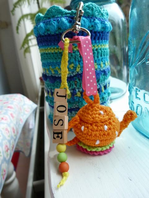 Ilonas Blog Kleine Cadeautjes Theepotje Haken