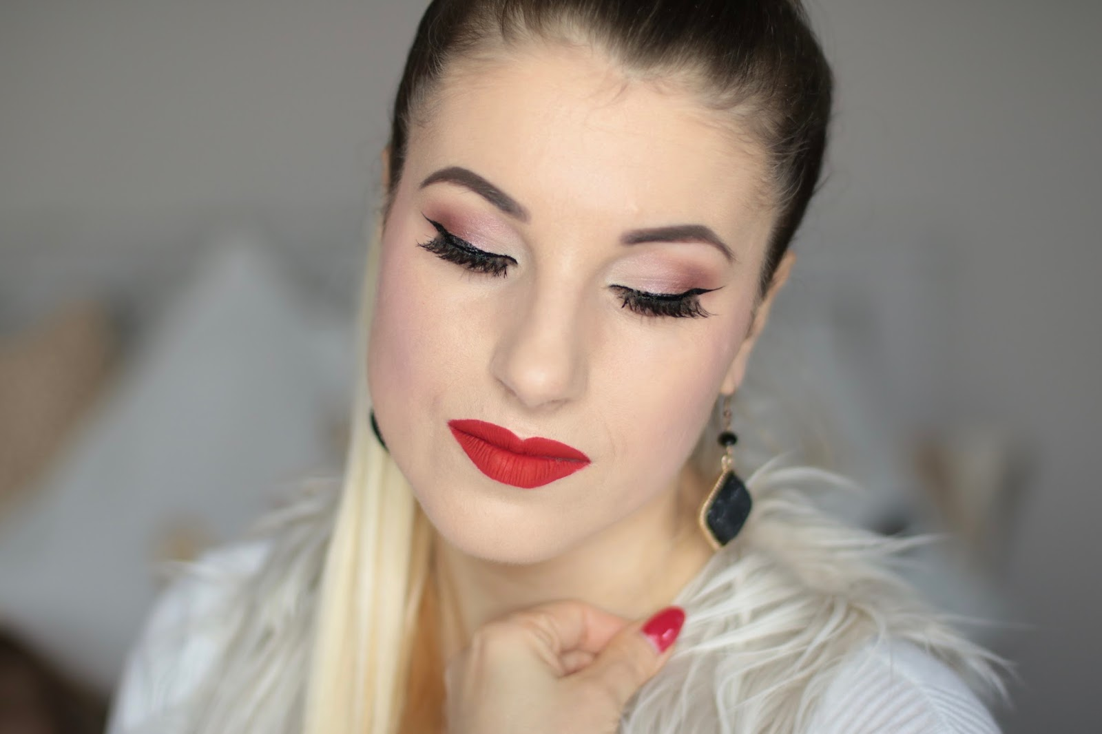 French Glamour Look - Zoeva Makeup