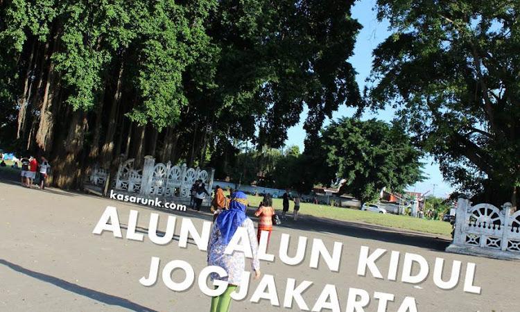 Jalan Jalan ke Alun Alun Kidul Yogyakarta