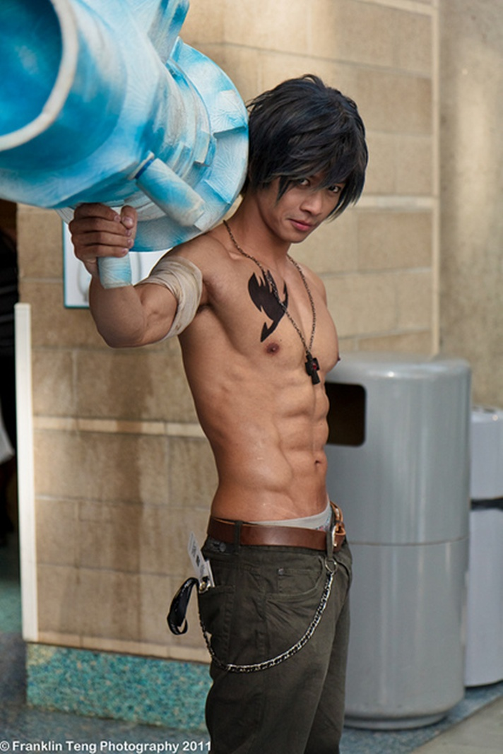 Fairy Tail Cosplay : Gray Fullbuster | Anime Cosplay