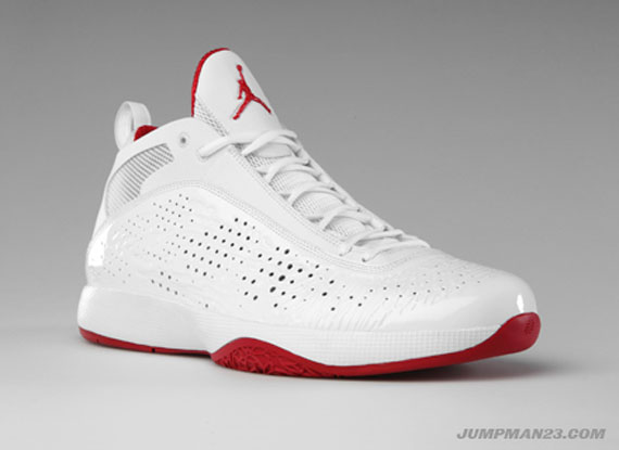 8ef13daea31880 THE SNEAKER ADDICT  Air Jordan 2011 – Dwyane Wade Miami Heat Home PE ...