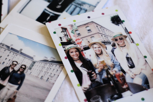 Fujifilm Instax Mini 8 pictures of Dublin