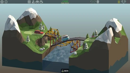 Poly Bridge Apk Free on Android Game Download