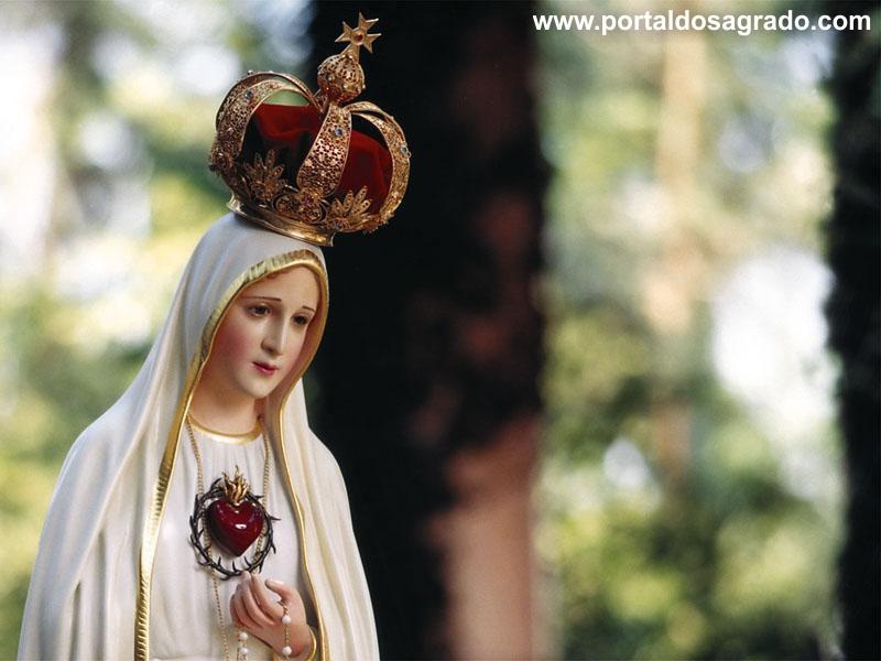 Papel De Parede Nossa Senhora Aparecida: Portal Do Sagrado: Baixe Papéis De Parede Católicos