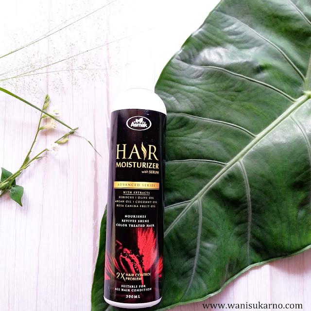 Set Penjagaan Rambut Asmak Hair Care Mampu Mengatasi Masalah Rambut Dan Sesuai Untuk Seisi Keluarga