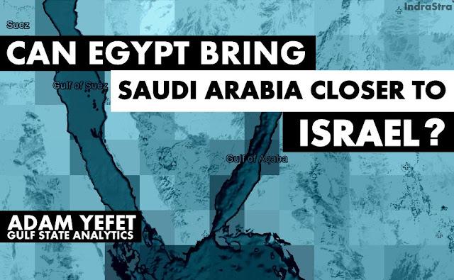 OPINION | Can Egypt Bring Saudi Arabia Closer to Israel?