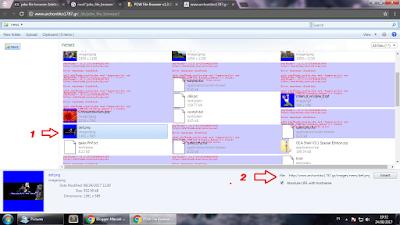 Cara Deface Metode PDW File Browser Arbitrary