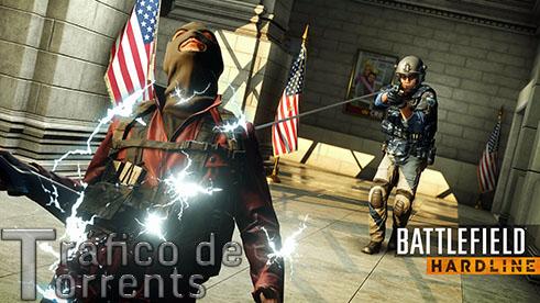 Baixar a Screen Battlefield Hardline PC