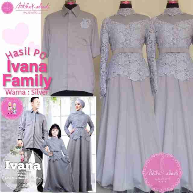 Baju Pesta Couple Keluarga Model Baju Trend 2019