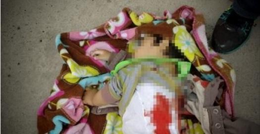 ¡Horror! Sicarios asesinan a bebé de un año y a sus padres