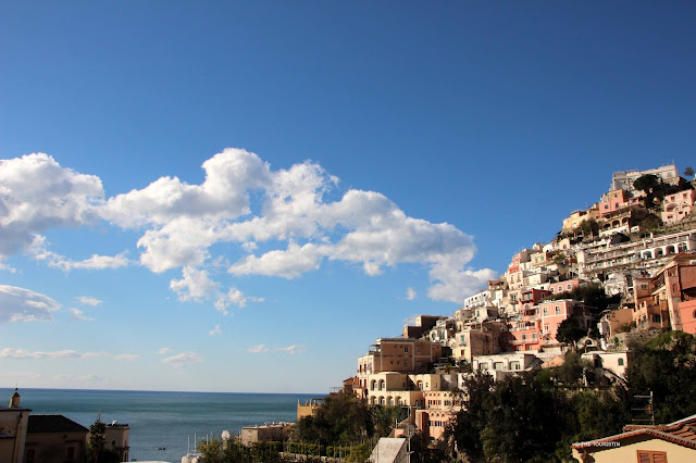 Positano. Where to Eat in one of Italy's Prettiest Villages