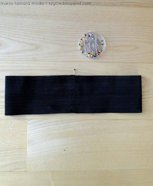 spódnica z gumą