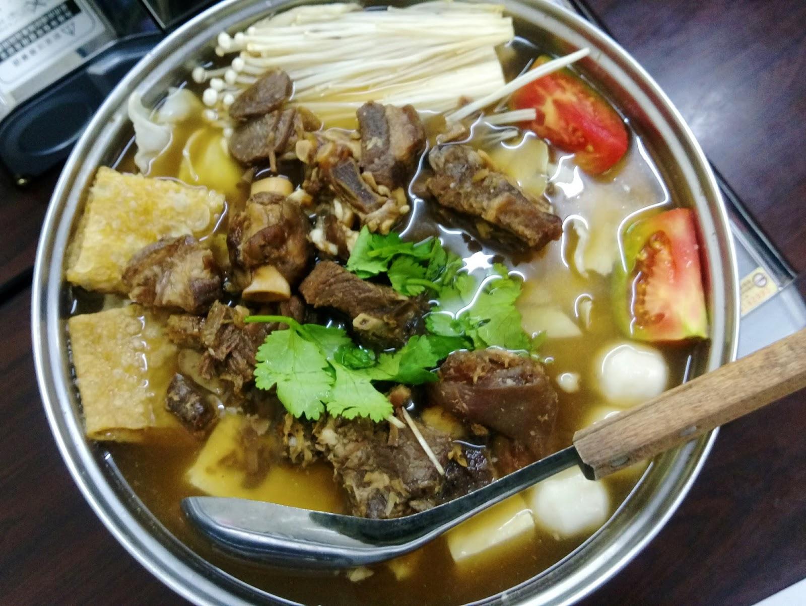 【民權西路】下港吔羊肉爐 不只有羊肉爐 | zFUN享美食