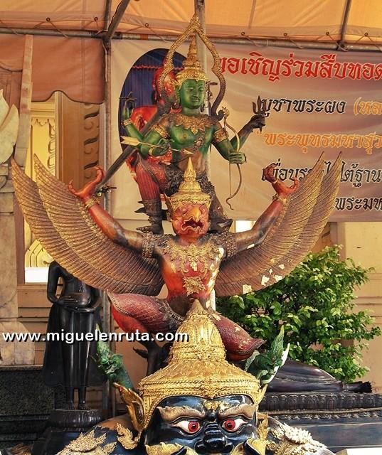 Mitología-hindú-Tailandia