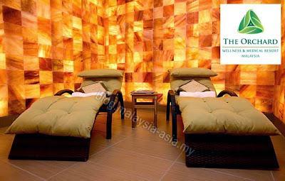Orchard Wellness and Health Resort Malaysia
