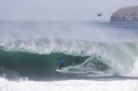78 Michel Bourez Rip Curl Pro Portugal foto WSL Laurent Masurel