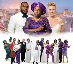 "`The Wedding Party 2 -Destination Dubai"" costs N300m–Producer"