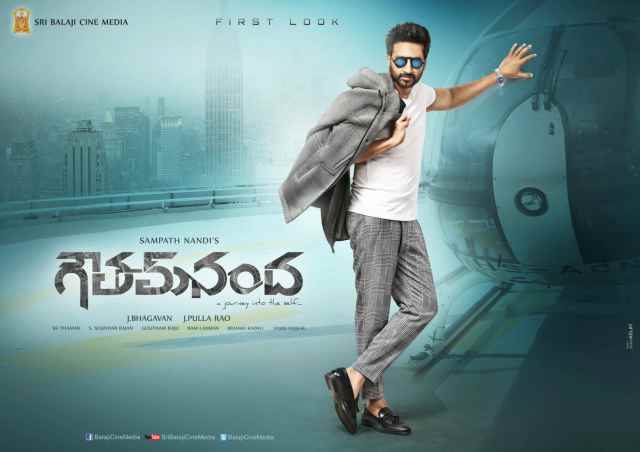 Gautham Nanda Movie Cast and Crew