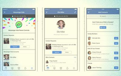 Cara Kerja Aplikasi Messenger Kids