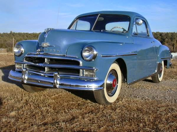 Craigslist Albuquerque Cars For Sale By Owner >> 1950 Plymouth Business Coupe | Auto Restorationice