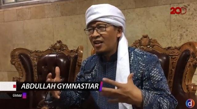 Aa Gym: Tidak ada Indonesia tanpa Umat Islam, Jangan Diperlakukan Tidak Adil