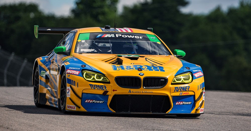 Bmw M6 Gt3 Scores First Race Win Outside Europe