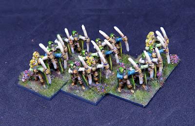 1st place: Wood Elves